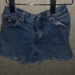 Vintage Tommy Girl shorts size 4